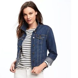 Old Navy Soft Denim Jacket
